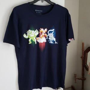 Pokemon Center Tshirt Size L